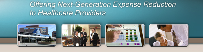 Specialists in Expense Reduction